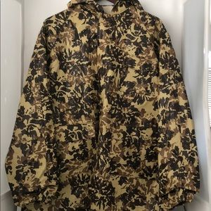 Other - Rainfair Camo Jacket With Hood Size M